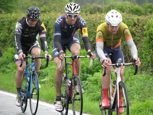 Riders in Stage Race