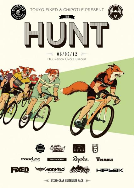 The HUNT Fixed Gear Criterium